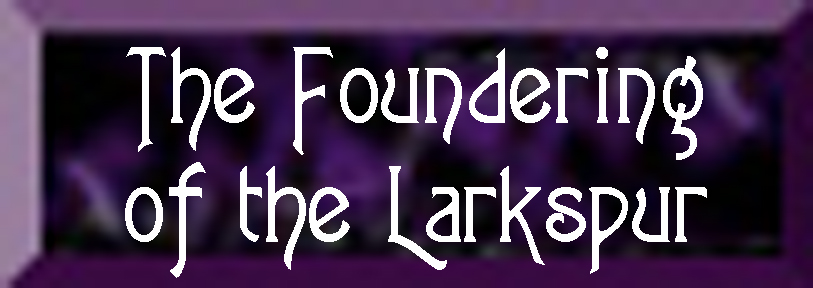 The Foundering of the Larkspur