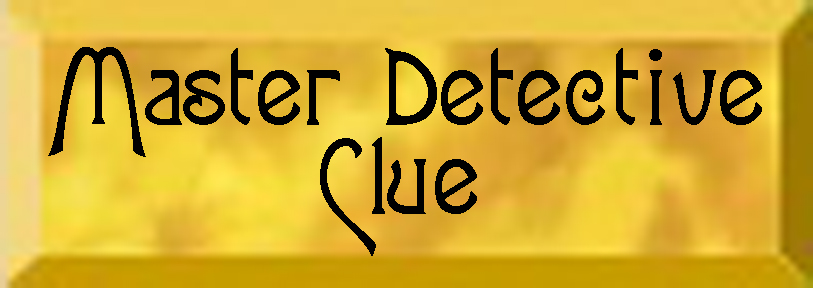 Master Detective Clue