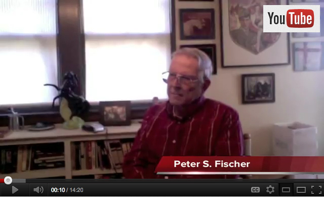 YouTube Interview: Peter S. Fischer